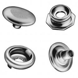 B.P Circulaire, PULL THE DOT, sécurité version souple, Calotte Ø15mm