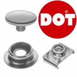 BP Circulaire, DOT DURABLE calotte Ø15,2mm courte