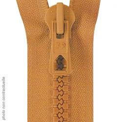 FERMETURE NOIR, INJECTE  9mm, SIMPLE  TIRETTE