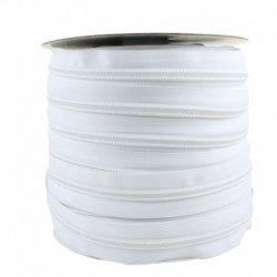BOBINE 100M CHAINE CONTINUE 6mm, MAILLE PLASTIQUE