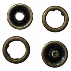 B.P à double anneau à griffes Ø21mm