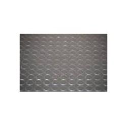 Tapis - Pastilles Ø 22 - SBR Noir 70 shore -10m x 1m20 - ép 3 mm
