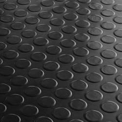 tapis pastillé sur feutre
