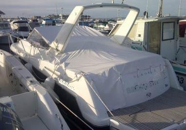 Sellerie bâche bateau